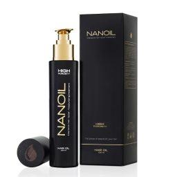 Uleiul de păr NANOIL – Tratement versatil